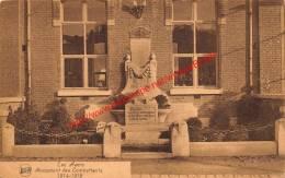 Monument Des Combattants 1914-1918 - Les Awirs - Flémalle