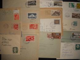 Suisse Collection , Lot De 30 Lettres Anciennnes - Collections