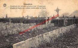 Rustplaats Der Soldaten Gevallen Voor 't Vaderland - Eppegem - Zemst
