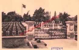 Militair Kerkhof - Eppegem - Zemst