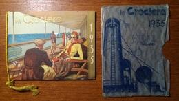 """Calendarietto Profumato """"in Crociera"""" 1935 Kaliklor Pasta Dentifricia - Formato Piccolo : 1921-40"""