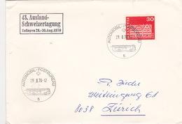 Ausland-Schweizertagung Zofingen 1970 (br3920) - Schweiz