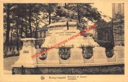 Standbeeld - Leopoldsburg - Leopoldsburg