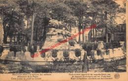Gedenksteen Der Verdedigers Van Het Vaderland - Leopoldsburg - Leopoldsburg