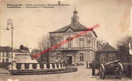 Gemeentehuis En Gedenkteken - Leopoldsburg - Leopoldsburg