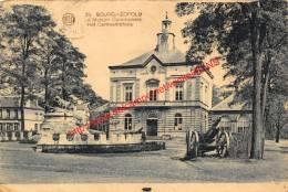 Het Gemeentehuis - Leopoldsburg - Leopoldsburg