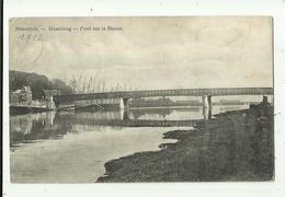 Maaseik - Maeseyck   *  Maasbrug - Pont Sur Le Meuse - Maaseik