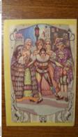 Calendarietto Pierrot 1932 Art Decò - Calendari