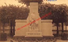 Standbeeld Der Gesneuvelden - Westerlo - Westerlo