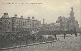 12 BERCHEM-LEZ-ANVERS : L'Hopital Ste Marie - Cachet De La Poste 1913 - Antwerpen
