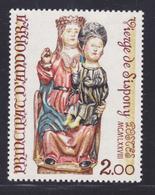 ANDORRE N°  271 ** MNH Neuf Sans Charnière, TB (D7226) Vierge De Sispony - Andorra Francesa