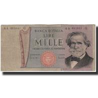 Billet, Italie, 1000 Lire, 1969-03-25, KM:101a, TB+ - [ 2] 1946-… : Républic