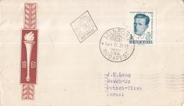 Hongarije - FDC 29-04-1961 - Gründung Der Gryörgy-Kilian-Sportbewegung - M1757A - FDC