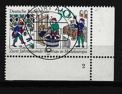 BUND - Mi-Nr. 1063 Mit Formnummer 2 Gestempelt - [7] République Fédérale