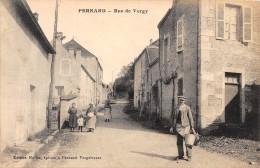 21 - COTE D'OR / Pernand Vergelesses - 217577 - Rue De Vergy - Beau Cliché Animé - Défaut - France