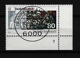 BUND - Mi-Nr. 1291 Mit Formnummer 2 Gestempelt - [7] République Fédérale