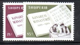 333 - 490 - ALBANIA 1975 ,    Yvert N. 1143/1144  *** - Albania