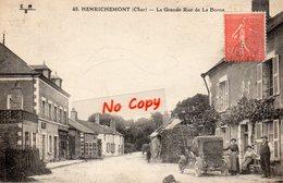 HENRICHEMONT - Henrichemont