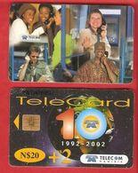 NAMIBIA  Chip Phonecard - Namibia