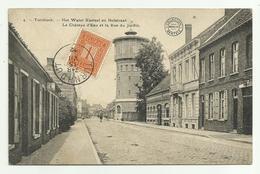 Turnhout  *  Het Water Kasteel En Hofstraat - Chateau D'Eau Et Rue Du Jardin (Bertels) - Turnhout