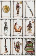 BARAJA ESPAÑOLA DE LOS BANDOLEROS - Playing Cards (classic)