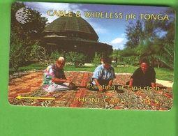 TONGA  GPT - Tonga