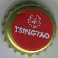 CJ-CAPSULE-BIERE-CHI-BRASSERIE TSINGTAO BREWERY Rouge & Or-01 - Beer