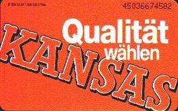 GERMANY S04/95 - Kansas - Germany