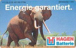 GERMANY S06/95 - Hagen - Elephant - Germany