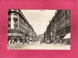 59 Nord, Lille, Rue Faidherbe, Animée, Commerces, 1949, (Estel) - Lille