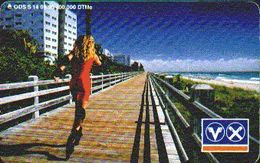 GERMANY S14/95 - Volksbank - Inline Skates - Girl - Germany