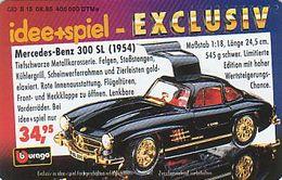 GERMANY S15/95 - Idee & Spiel - Car - Mercedes - Germany