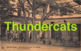 CPA DIESTERWEG'S OPENLUCHTSCHOOL TE HEIDE  IN DE HOENDERREN - Kalmthout