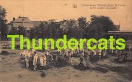 CPA DIESTERWEG'S SCHOOLKOLONIE TE HEIDE  OP HET ZANDPLEIN ( PLOOI - PLI ) - Kalmthout