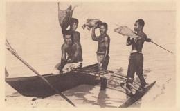 Océanie - Micronésie  - Carolines - Retour De Pêche  : Achat Immédiat - Micronesië