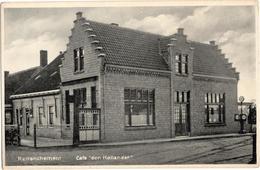 Retranchement - Cafe Den Hollander - Non Classés