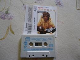 MICHEL SARDOU K7 AUDIO VOIR PHOTO...ET REGARDEZ LES AUTRES (PLUSIEURS) - Audio Tapes