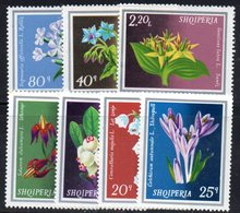 346 - 490 - ALBANIA 1974 ,    Yvert N. 1511/1517  *** - Albania