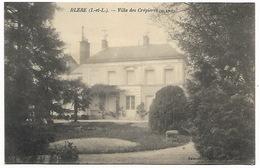 INDRE ET LOIRE - BLERE - Villa Des Crépières - Bléré