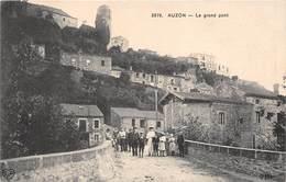 43-AUZON- LE GRAND PONT - France