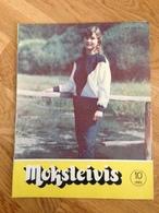 Magazine Student 1985 Lithuania - Libros, Revistas, Cómics