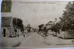 Nogent-sur-Aube (Aube) - 10 - Environs D'Arcis-sur-Aube - La Grand'Rue - Otros Municipios