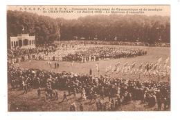 CPA 85 CHANTONNAY F G S P F - U R P V Concours Interrégional Gymnastique & Musique 13 Juillet 1930 Morceau D'ensemble - Chantonnay