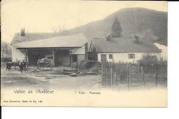Vallée De L'Amblève - COO - Paysage - NELS - Série 20 N° 169 - Circulé - Etat: Voir 2 Scans. - Stavelot