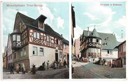 Mosteltalbahn Trier-Bullay - Strasse In Enkirch - Germany