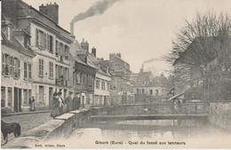 Gisors- Quai Du Fossé Aux Tanneurs - Gisors