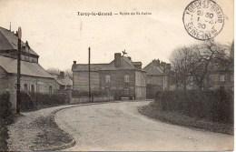 76 TORCY-le-GRAND  Route De St-Saëns - France