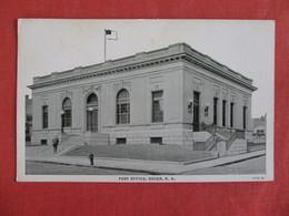 Post Office   > Dover  New Hampshire   Ref 2965 - Dover