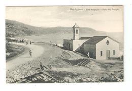 CPA Italie BORDIGHERA  Sant'Ampeglio E Baia Dell'Arziglia - Imperia