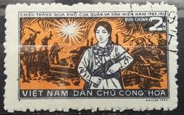 Vietnam North 1966 Victories In Dry Season - Vietnam
